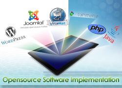 Opensource Software Installation